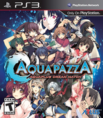 Aquapazza: Aquaplus Dream Match for PlayStation 3