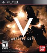 Armored Core V for PlayStation 3