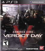 Armored Core: Verdict Day for PlayStation 3