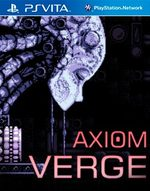Axiom Verge for PS Vita