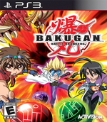 Bakugan Battle Brawlers for PlayStation 3