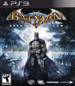 Batman: Arkham Asylum for PlayStation 3