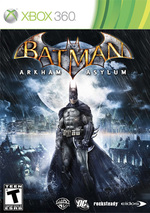 Batman: Arkham Asylum for Xbox 360