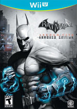 Batman: Arkham City - Armored Edition for Nintendo Wii U