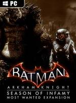 Batman: Arkham Knight - Season of Infamy: Most Wanted Expansion for PC