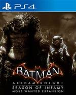 Batman: Arkham Knight - Season of Infamy: Most Wanted Expansion for PlayStation 4