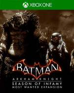 Batman: Arkham Knight - Season of Infamy: Most Wanted Expansion for Xbox One