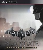 Batman: Arkham Origins Blackgate - Deluxe Edition for PlayStation 3