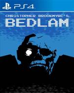 Bedlam: The Game by Christopher Brookmyre for PlayStation 4