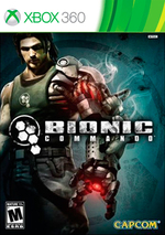Bionic Commando for Xbox 360