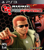 Bionic Commando Rearmed for PlayStation 3
