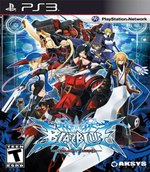 BlazBlue: Calamity Trigger for PlayStation 3