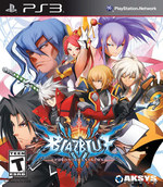 BlazBlue: Chrono Phantasma for PlayStation 3
