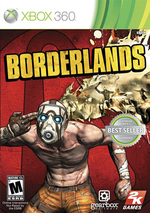 Borderlands for Xbox 360