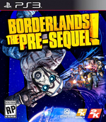 Borderlands: The Pre-Sequel for PlayStation 3