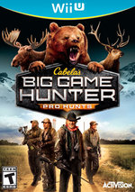 Cabela's Big Game Hunter: Pro Hunts for Nintendo Wii U