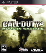Call of Duty 4: Modern Warfare for PlayStation 3