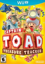 Captain Toad: Treasure Tracker for Nintendo Wii U