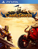 Castlestorm for PS Vita