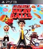 Cloudy with a Chance of Meatballs for PlayStation 3