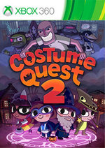 Costume Quest 2 for Xbox 360