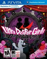 Danganronpa Another Episode: Ultra Despair Girls for PS Vita