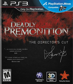 Deadly Premonition: The Director's Cut for PlayStation 3