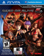 Dead or Alive 5 Plus for PS Vita
