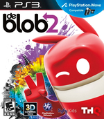 de Blob 2 for PlayStation 3
