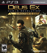 Deus Ex: Human Revolution - Director's Cut for PlayStation 3