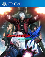 Devil May Cry 4: Special Edition for PlayStation 4