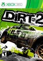 DiRt 2 for Xbox 360