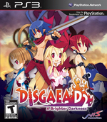 Disgaea D2: A Brighter Darkness for PlayStation 3