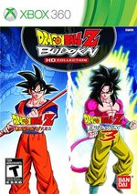 Dragon Ball Z Budokai HD Collection for Xbox 360