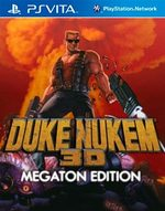 Duke Nukem 3D: Megaton Edition for PS Vita