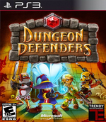 Dungeon Defenders for PlayStation 3