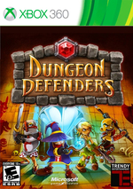 Dungeon Defenders for Xbox 360
