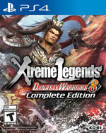 DYNASTY WARRIORS 8: Xtreme Legends Complete Edition for PlayStation 4