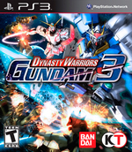 Dynasty Warriors: Gundam 3 for PlayStation 3