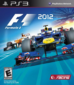 F1 2012 for PlayStation 3