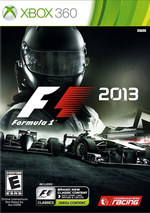 F1 2013 for Xbox 360