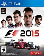 F1 2015 for PlayStation 4