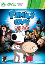 Family Guy: Back to the Multiverse for Xbox 360