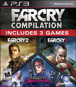 Far Cry Compilation for PlayStation 3