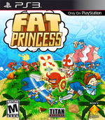 Fat Princess for PlayStation 3