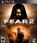 F.E.A.R. 2: Project Origin for PlayStation 3