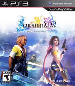 Final Fantasy X/X-2 HD Remaster for PlayStation 3