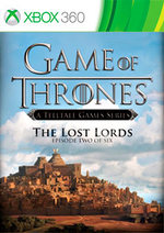 Game of Thrones: Episode Two - The Lost Lords for Xbox 360