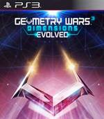 Geometry Wars 3: Dimensions Evolved for PlayStation 3