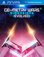 Geometry Wars 3: Dimensions Evolved for PS Vita